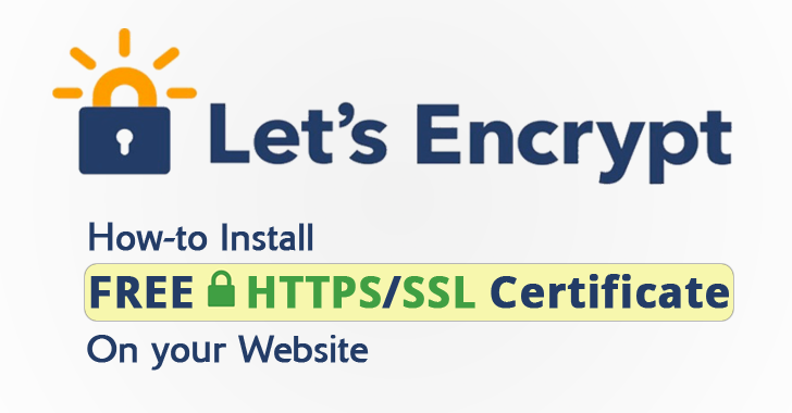 Cấu hình SSL miễn phí cho website với Let's Encrypt